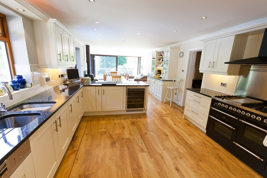 Floor To Ceiling Kitchen Cabinets Uk quality kitchens, bathrooms and extensions - dean chapman builder